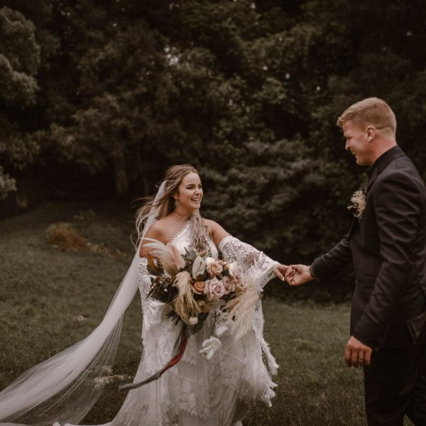 Jessie + Tramp BOHO WEDDING