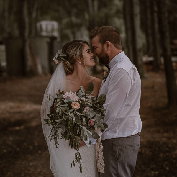 WEDDING - HAYLEY + ADAM