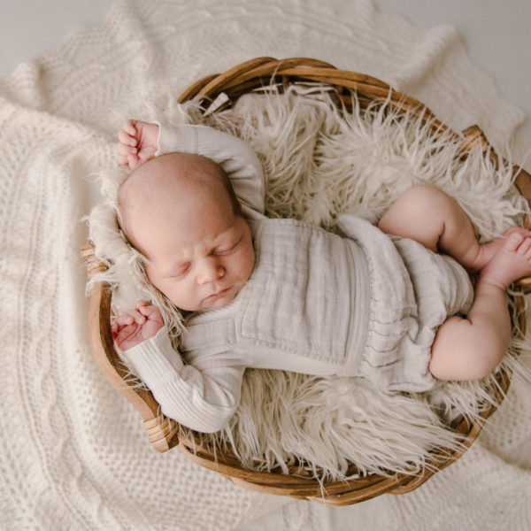 Leo - Hamilton Newborn Studio Session